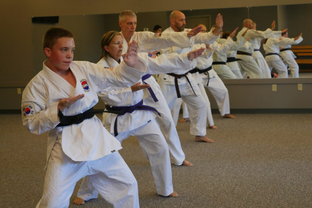Overland Park Karate offers and family and adult martial arts training.