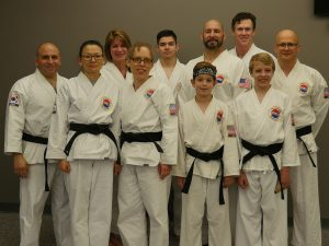 Overland Park Karate Black Belt Instructors