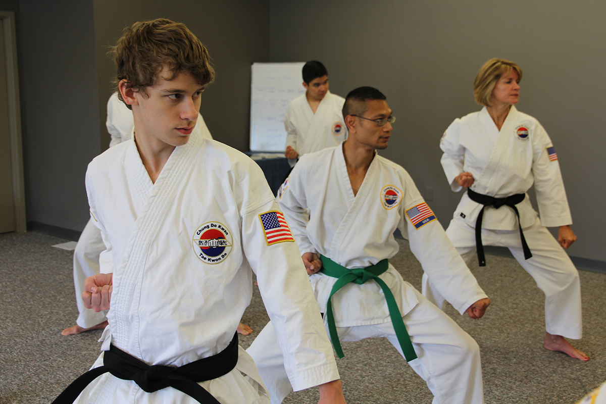 Overland Park Karate - Family & Adult Classes